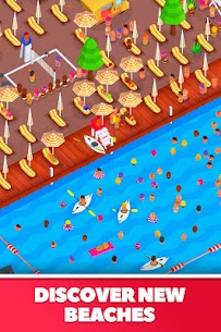 Beach Club Tycoon Mod Apk 1.0.40 (Free Purchase) 4