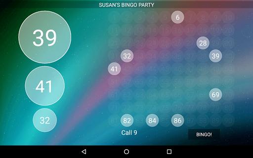 Bingo Caller Machine (free Bingo Calling App)  Screenshots 18