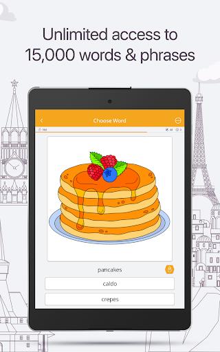 Learn Spanish - 15,000 Words android2mod screenshots 11