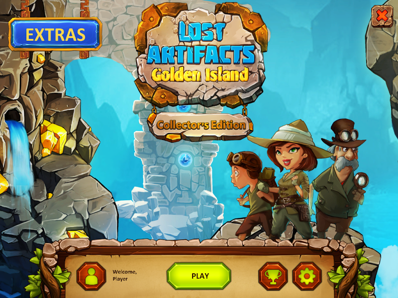 Lost Artifacts 2: Golden island (free-to-play)