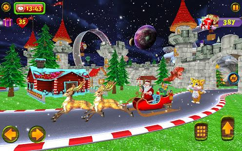 Santa Christmas Infinite Track 2.6.0 Screenshots 17
