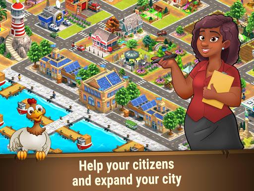 Farm Dream - Village Farming Sim modavailable screenshots 10
