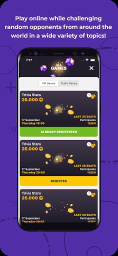 Trivia SuperStars  screenshots 3