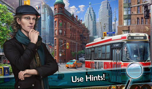 Mystery Society 2: Hidden Objects Games apkslow screenshots 3