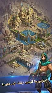 Desert Conquests Mod Apk-  Arab Legend (Unlimited Money) 1
