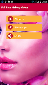 Full Face Makeup videos 1.2