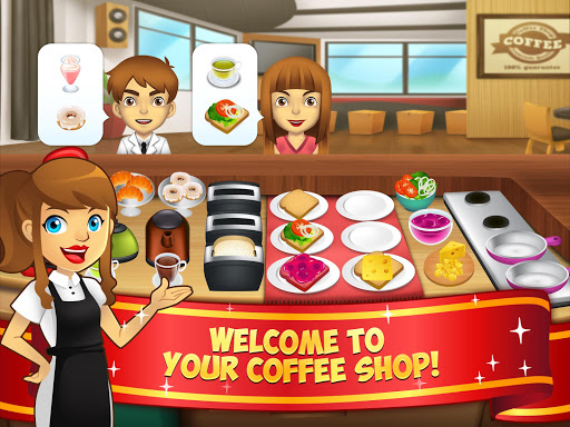 My Coffee Shop - Coffeehouse Management Game 1.0.56 screenshots 6