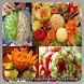 果物と野菜の彫刻 - Androidアプリ