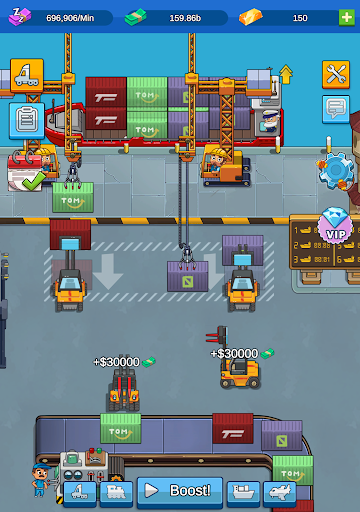 Transport It! - Idle Tycoon 1.40.1 screenshots 16