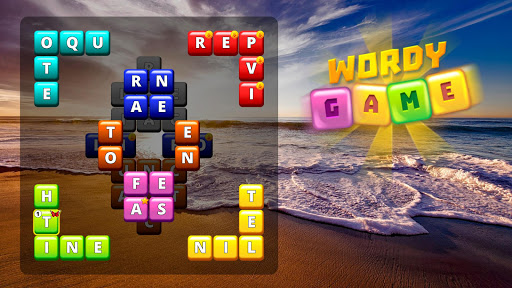 Wordy: Hunt & Collect Word Puzzle Game  screenshots 6