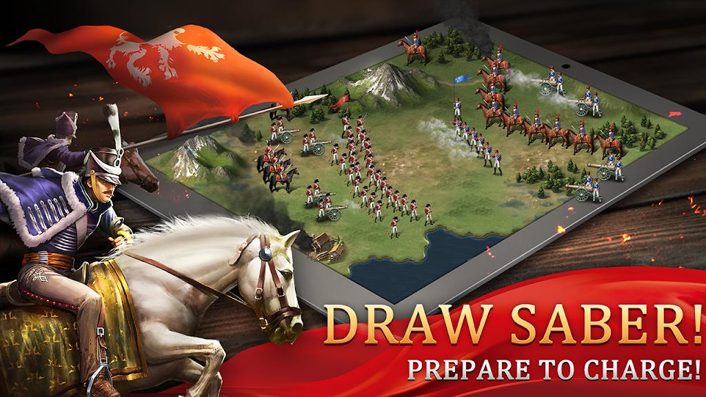 Grand War: Napoleon, Warpath & Strategy Games  poster 10