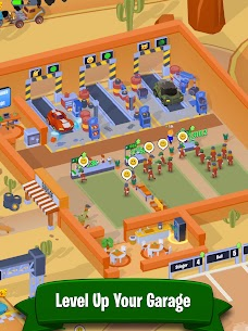 Garage Empire — Idle Building Tycoon Mod Apk (Unlimited Money ) 9