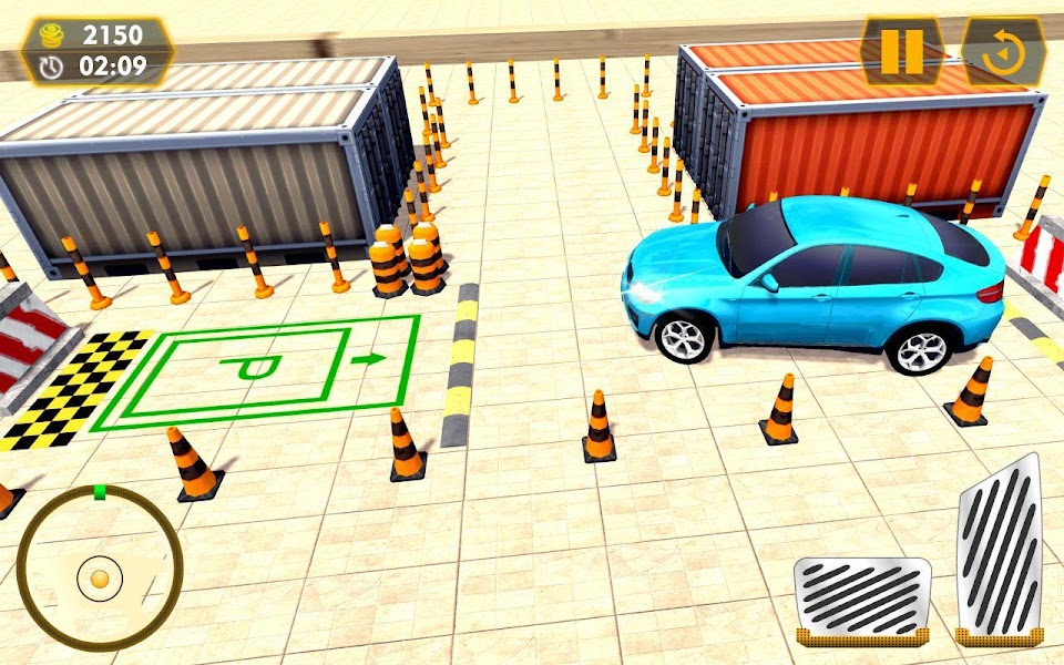 Car Parking 3D Extended: New Games 2020
