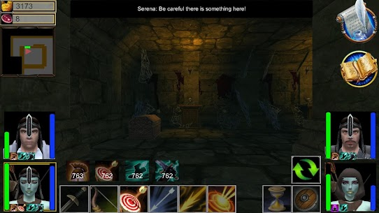 Kingdoms Forlorn – Turn Based RPG Open World 1.0 Latest MOD APK 3