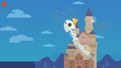Dinosaur Plane - Plane piloting game for kids 1.1.0 screenshots 4