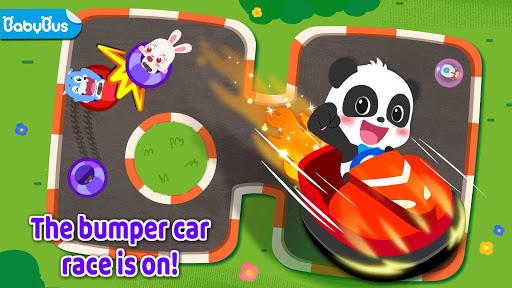 Little Panda: The Car Race  screenshots 6
