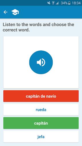 French-Spanish Dictionary 2.4.0 Screenshots 6