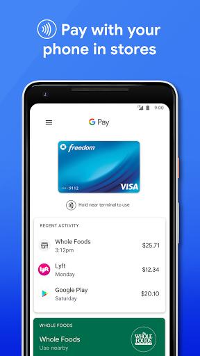 Download Google Pay (old app) mod apk