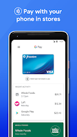 screenshot of Google Pay (old app)