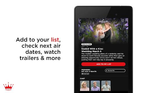 Hallmark Movie Checklist android2mod screenshots 20