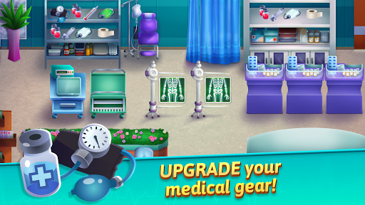 Medicine Dash - Hospital Time Management Game 1.0.6 screenshots 3
