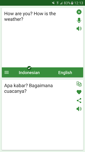Indonesian - English Translato 4.7.4 Screenshots 1