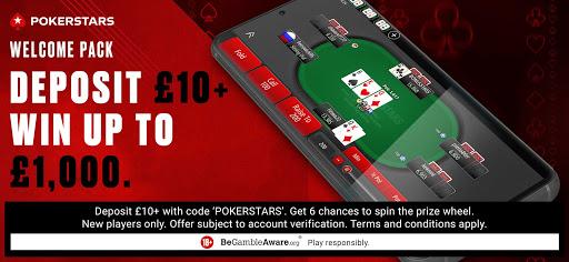 PokerStars Real Money Online Texas Holdem Poker  screenshots 1