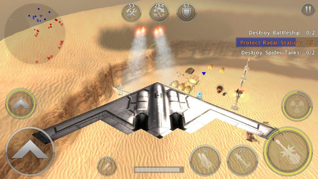 GUNSHIP BATTLE: Helicopter 3D  poster 13