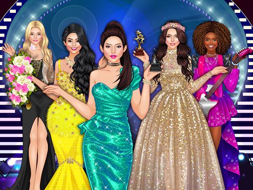 Pop Star Dress Up - Music Idol Girl  screenshots 17