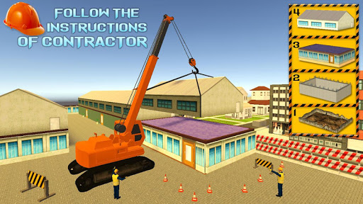High School Building Design - Construction Games apkdebit screenshots 3