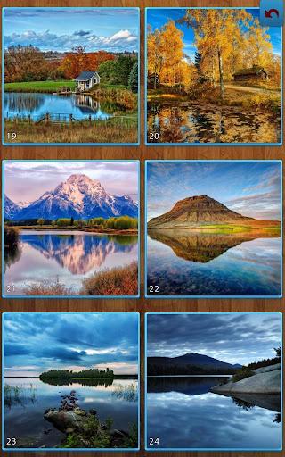 Lakes Jigsaw Puzzles android2mod screenshots 2