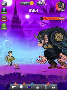 Tap Busters: Bounty Hunters Screenshot
