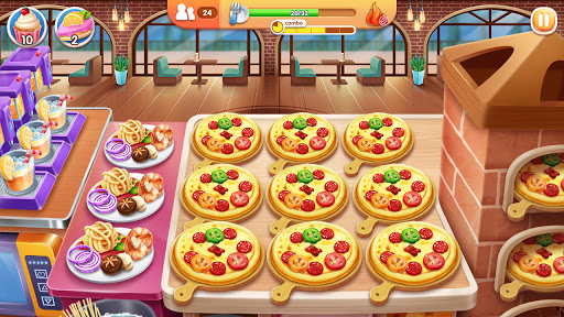 My Cooking - Restaurant Food Cooking Games modavailable screenshots 6