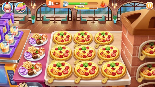 Free My Cooking – Restaurant Food Cooking Games Apk Download 2021 5