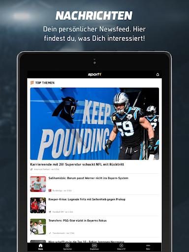 SPORT1 - Fussball News, Liveticker & Sport heute 10.66.44 screenshots 8