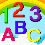 Kids 3D Learn Color by Number - Voxel, Pixel Paint