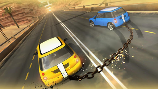 Chained Car Racing Games 3D 3.0 screenshots 8