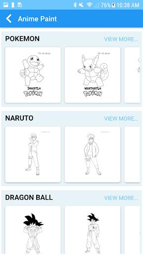 Download Co Paint Anime Manga Pro Coloring Pages Free For Android Co Paint Anime Manga Pro Coloring Pages Apk Download Steprimo Com