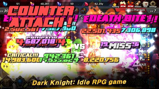 Dark Knight : Idle RPG game 0.1017 screenshots 3