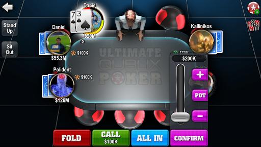 Ultimate Qublix Poker  screenshots 3