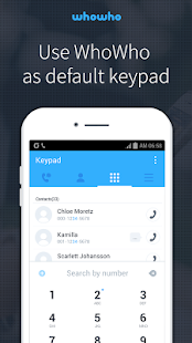 whowho - Caller ID & Block Screenshot
