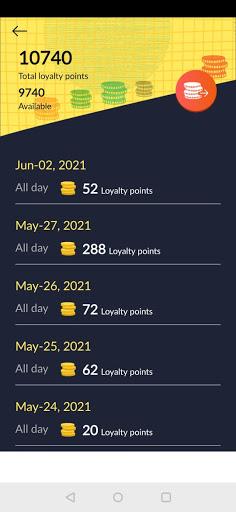 WinGa - Win Loyalty points & Rewards - Roz kamao  screenshots 3