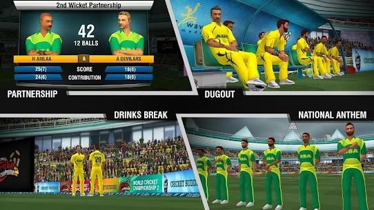 Descargar World Cricket Championship 2 APK (2021) {Último Android y IOS} 5