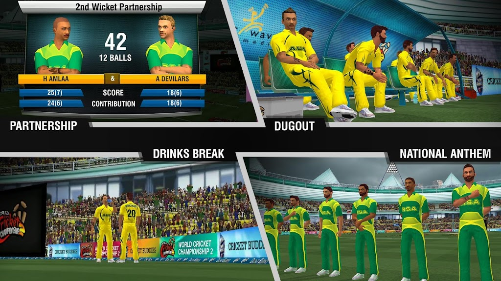 World Cricket Championship 2 - WCC2  poster 4