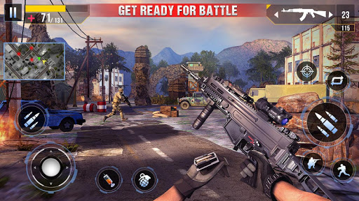 Real Commando Secret Mission - Free Shooting Games 14.6 screenshots 1