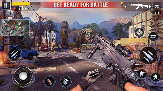 مهمة الكوماندوز السرية المجانية ألعاب الرماية حرب 15.6 APK + Mod (Unlimited money) إلى عن على ذكري المظهر