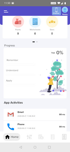 LearnPlay- A Parental Control with Assessment App  Screenshots 4