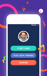 10s - Online Trivia Quiz with Video Chat  screenshots 1