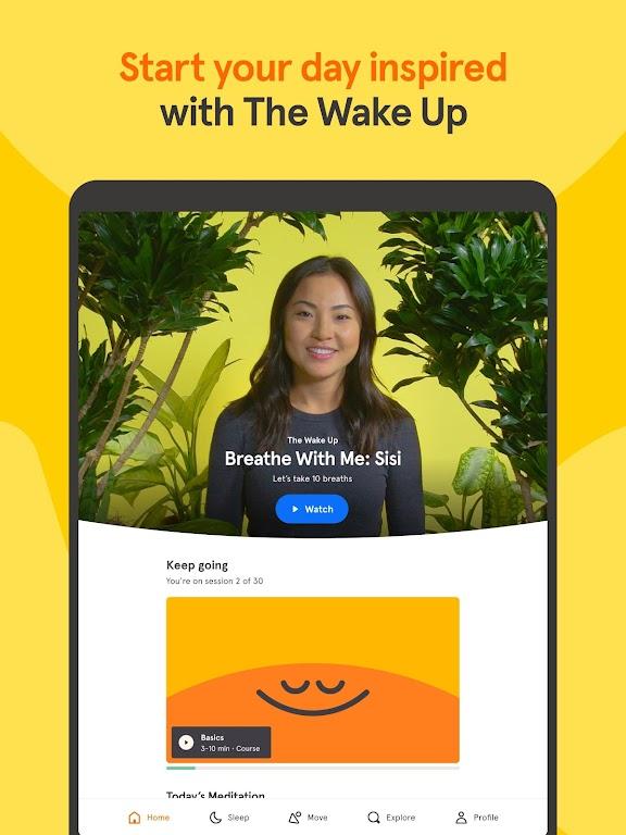 Headspace: Meditation & Sleep  poster 11