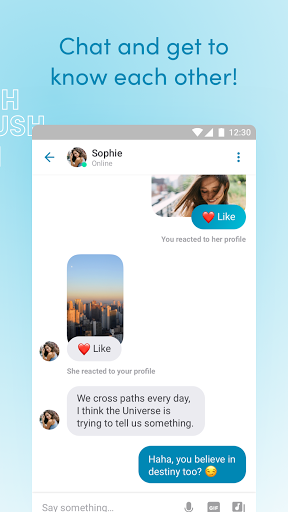 happn u2013 Local dating app screenshots 6